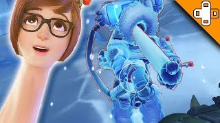MEI THE BRONTOSAURUS? WTF?! Overwatch Funny & Epic Moments 465