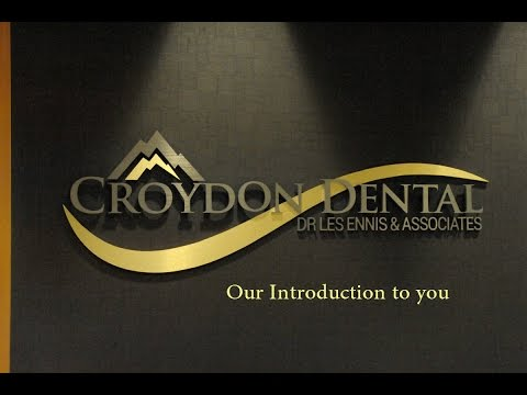 Croydon Dental - White Rock - South Surrey - Dr Les Ennis