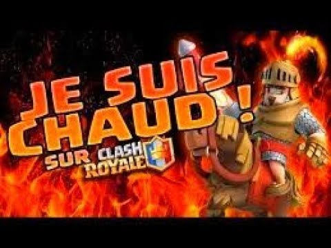 [LIVE FR CLASH ROYALE] RUSH LADDER 3000+