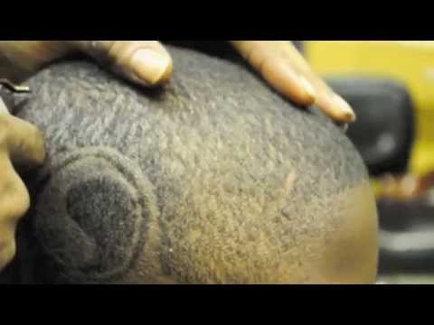 How To Cut Hair Designs Shape Up Line Up Amp Use Andis T