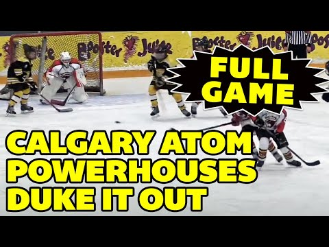 Bow River Bruins Atom 2 vs Southwest, Oct. 22, 2016