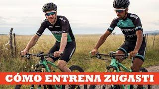 Cómo entrena Zugasti antes de competir | Río Pinto Argentina | Ibon Zugasti