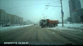 Подборка Аварий и ДТП Январь 2016. Часть 2