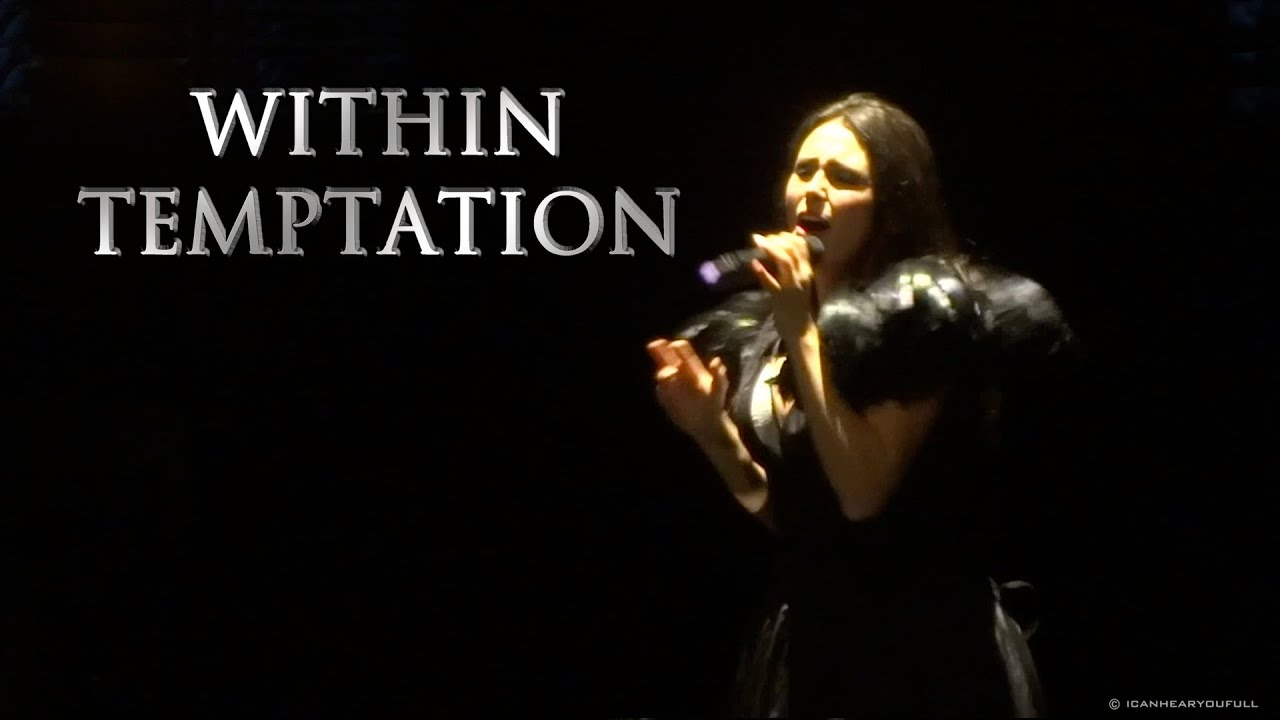 within temptation live shot in the dark hd sound oosterpoort theater tour 2015. Black Bedroom Furniture Sets. Home Design Ideas
