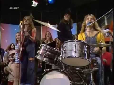 Blackfoot Sue - Standing In The Road (1972