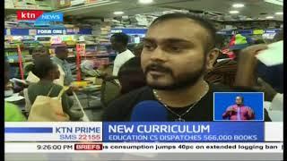 Education CS Amina Mohamed dispatches 566,000 books