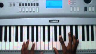 Babyface Piano Medley Chords