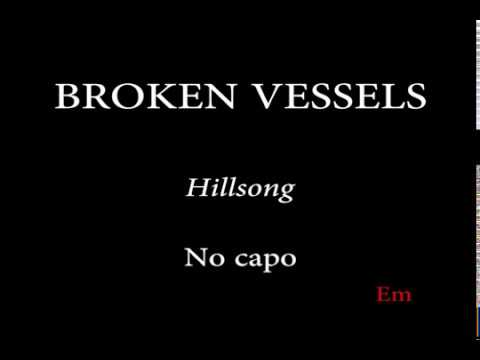 Broken Vessels Amazing Grace  Hillsong