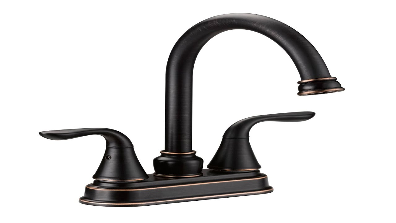 bronze handle ob faucet oil centerset rubbed porter delta bathroom eco faucets p in sink