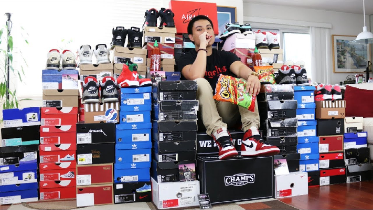 HOW TO START A SNEAKER COLLECTION