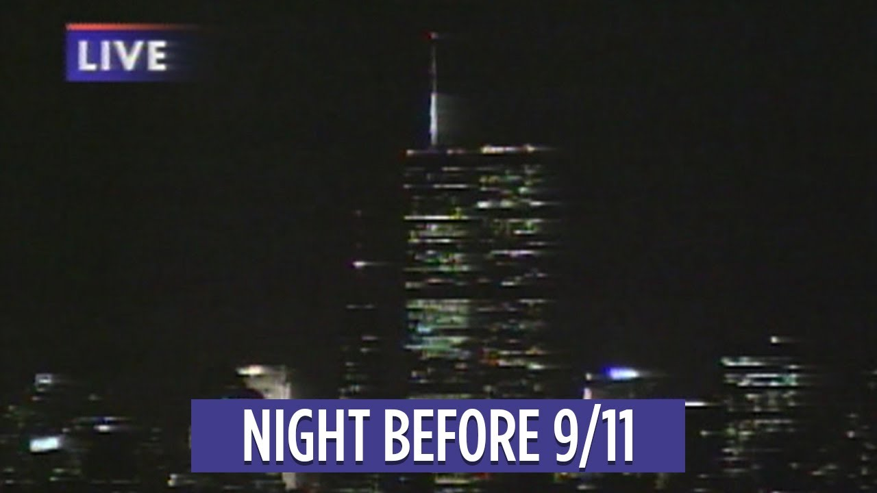Download Night Before 9/11: NYC newscast before terror attacks