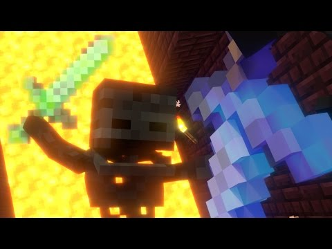 Wither Skeleton Life - Minecraft Animation