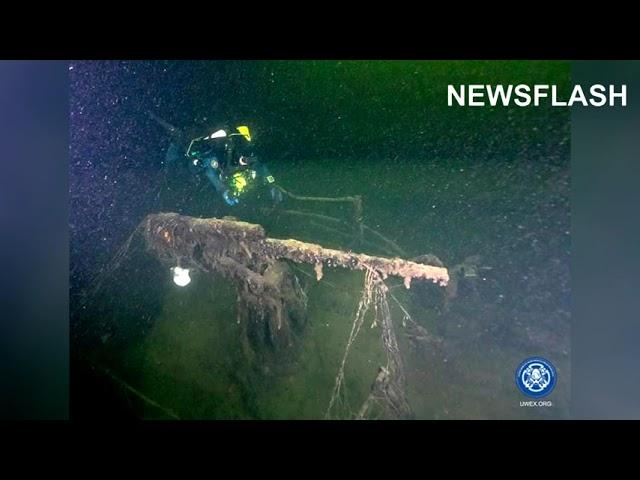 Sub Sunk By Nazi Mine In 1944 Found In  Finland
