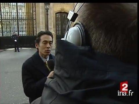 Mariage de Nicolas Sarkozy et Carla Bruni