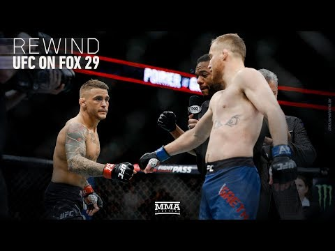 Rewind: UFC on FOX 29 Edition - MMA Fighting