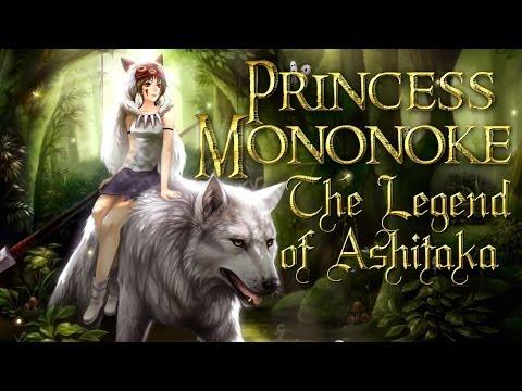★ The Legend of Ashitaka Cello, Piano, Vib  Princess Mononoke