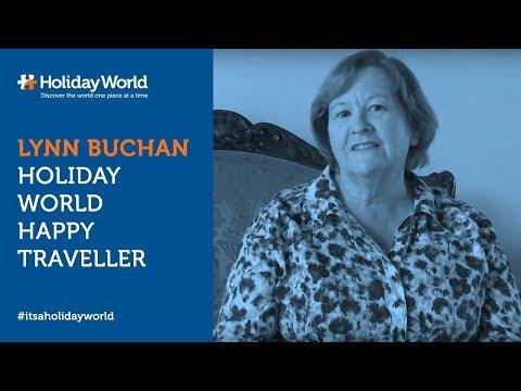 Lynn Buchan   Holiday World Happy Traveller