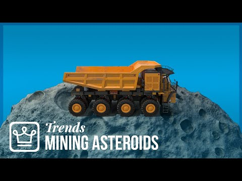 How Asteroid Mining Will Work