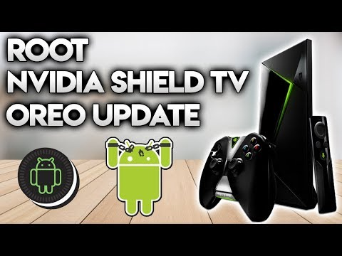 HOW TO ROOT NVIDIA SHIELD 16GB ON OREO UPDATE - YouTube