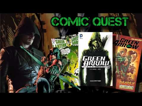 ComicQuest - 05 - Arqueiro Verde / Arrow from YouTube · Duration:  51 minutes 23 seconds