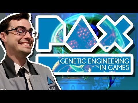 From Metroids to Plasmids: Genetic Engineering in Video Games | PAX West 2018 Panel