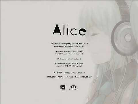 【Karaoke】Alice【off vocal】 Fullkawa-P