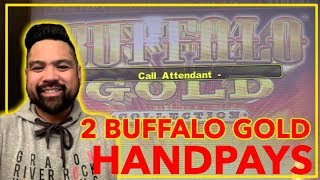 2 BUFFALO GOLD HAND PAYS IN ONE DAY💰💰 @ Graton Casino | NorCal Slot Guy