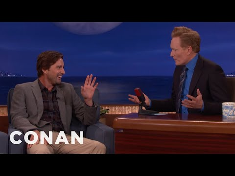 Conan Asks Luke Wilson To Be His Friend In Real Life   CONAN on TBS