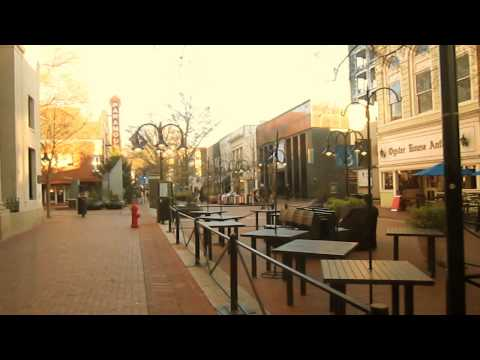Downtown Charlottesville, Va. ~For Melissa~