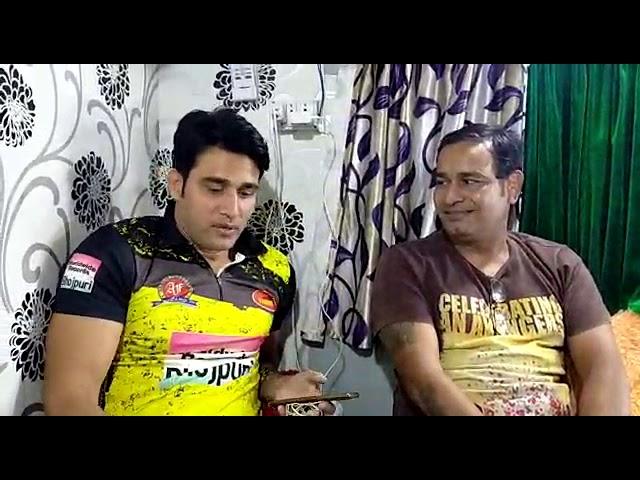 Bhojpuri Film actor Ayaz Khan interview masti