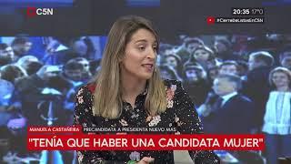 Entrevista a Manuela Castañeira (Parte 2)