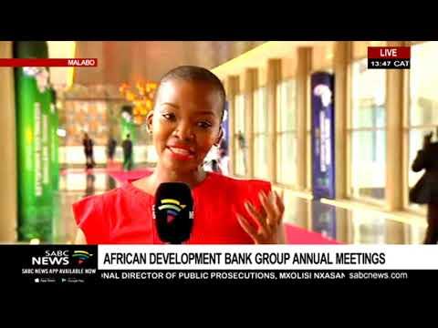 UPDATE: AFDB meeting in Malabo, Equatorial Guinea