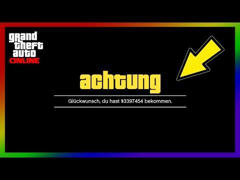 😱 ROCKSTAR GAMES SCHENKT UNS GELD !! | 200.000 DOLLAR KOSTENLOS IN GTA ONLINE BEKOMMEN 💸 | WFG HD