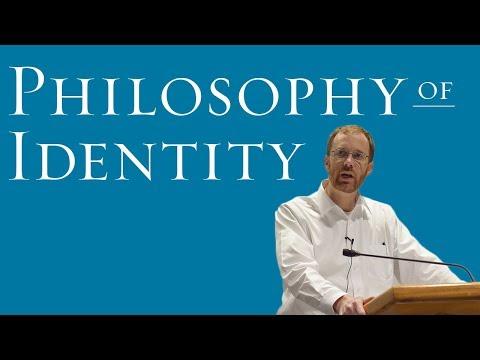 Philosophy of Identity - Nathan Oman