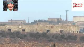 Срочно Т-90 В Сирии обстреляли из американского TOW
