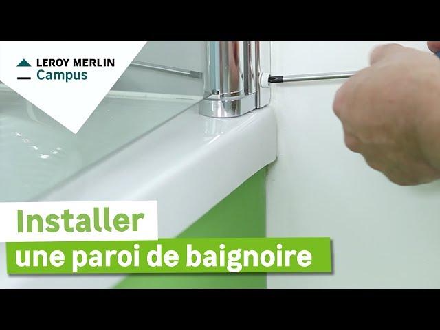 lm vidéos - salle de bains | leroy merlin