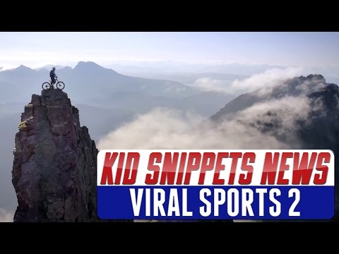 "Kid Snippets News: ""Viral Sports Clips 2"""