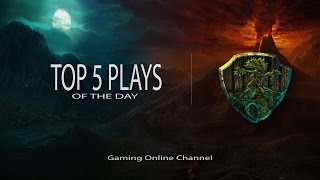 HoN Top 5 Plays - January 28th