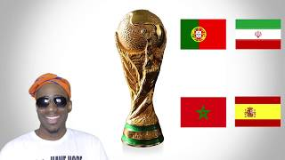 Portugal vs. Iran - Spain vs. Morocco Pre Match Analysis | World Cup 2018 Group B