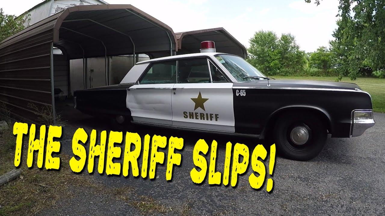 BUDGET POLICE CAR Needs Work!