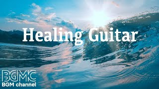 Relaxing Light Guitar - Ambient Easy Listening Elevator Music for Sleep, Stress Relief