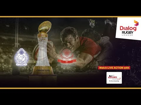 Police SC vs CH & FC – Dialog Rugby League 2017/18 Match #17