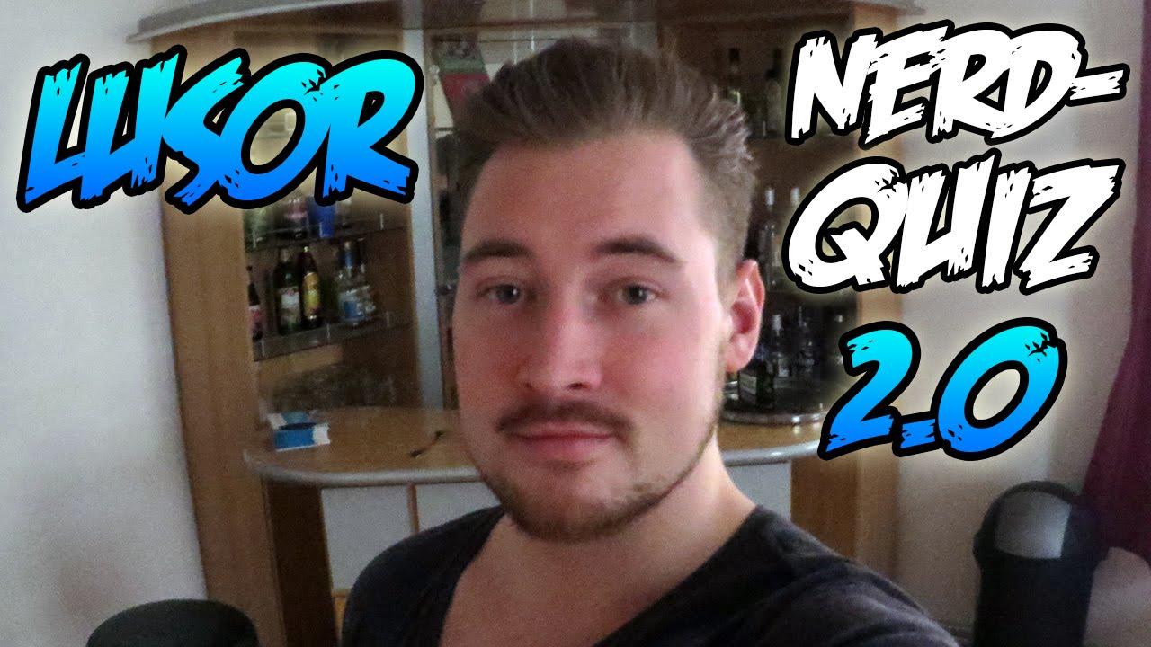 Lusor marbossa und deko  LUSOR NERD-QUIZ 2.0 - WIR BRAUCHEN DEINE HILFE | ANKÜNDIGUNG - YouTube