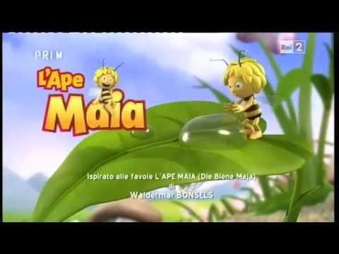 L'Ape Maia - sigla