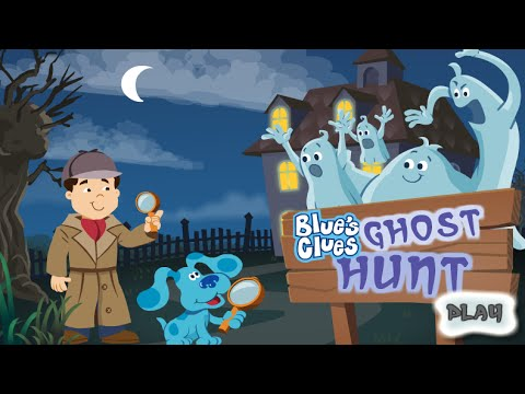 Blues Clues Ghost Hunt – English Full Episode Game