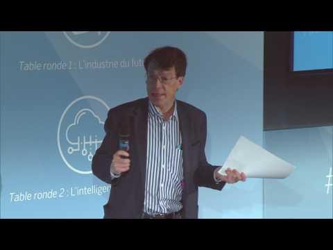 SAP Demain Le Monde - Les Nouvelles technologies par Laurent Alexandre