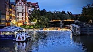 #494 Opole - спокойный город для жизни?(Почитав про Opole в интернете, мы решили, что город достаточно заурядный. Но он нас во многом очень удивил...., 2016-08-17T13:57:43.000Z)