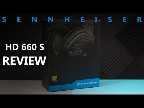 Sennheiser HD 660 S (HD660S) Review (vs. HD 650)