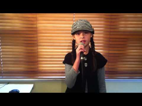 I Will Always Love You ~ Whitney Houston Cover ~ Jasmine Clarke 12 Y/o