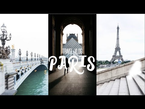 France Travel Vlog | Paris Amboise Versailles | thsmsfts
